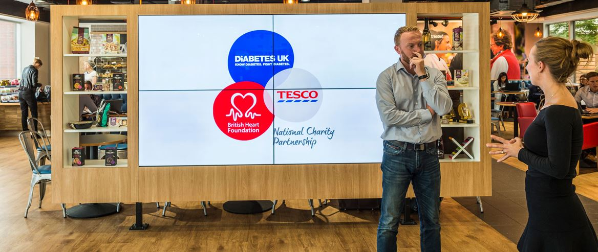 comparison of tesco and british heart foundation Tesco rounding up bills for charity bill to the nearest 10p to raise money for the charities diabetes uk and the british heart foundation compare broadband.