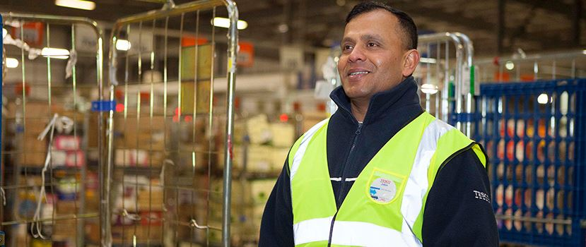 Stores and Distribution | Tesco Careers
